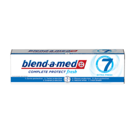 Pasta do zębów blend-a-med 7 extra fresh 100ml Procter&Gamble