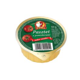 Pasztet wielkopolski z drobiem i pomidorami 131g Profi