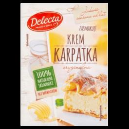 Krem karpatka delecta 250g Rieber Foods Polska