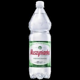 Woda mineralna Muszynianka niegazowana 1,5l SPPS Postęp Krynica