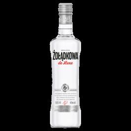 Wódka Żołądkowa gorzka de Luxe 40% 500ml Stock Polska