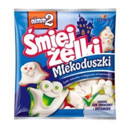 Żelki Śmiejżelki mlekoduszki Nimm2 90g Storck