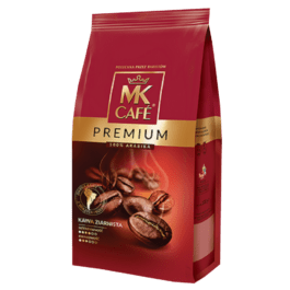 Kawa ziarnista MK cafe premium 250g Strauss cafe