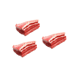 Mięso wołowe rosołowe z/k kg