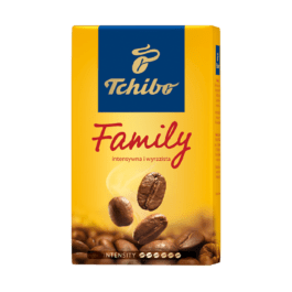 Kawa mielona Tchibo family 250g Tchibo