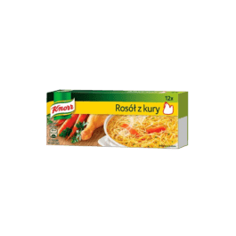 Bulion Knorr rosół z kury 120g Unilever Polska