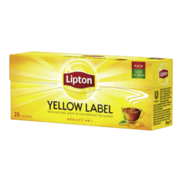 Herbata ekspresowa Lipton yellow label 25szt. Unilever Polska