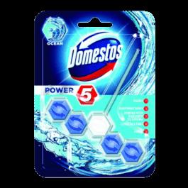 Kostka toaletowa Domestos power 5 ocean 55g Unilever Polska