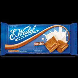 Czekolada Wedel mleczna 90g Lotte