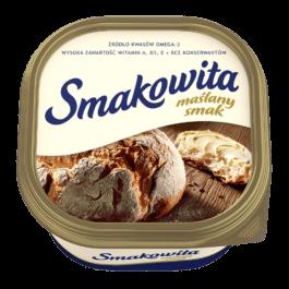 Margaryna Smakowita z masłem 450g ZT Kruszwica
