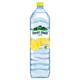 Napój niegazowany cytrynowy 1,5l Żywiec Zdrój