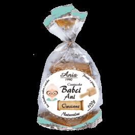 Ciasteczka babci ani owsiane naturalne 100g Ania