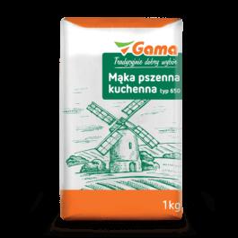 Mąka kuchenna typ 650 kg Marka Własna Gama