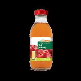 Sok jabłkowy 100% 0,33l Marka Własna Gama