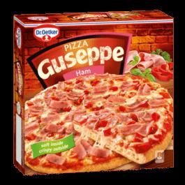 Pizza Guseppe z szynką 410g Dr. Oetker