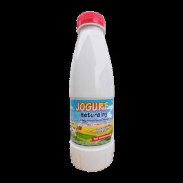 Jogurt naturalny 500ml Gospodarstwo rolne T. Łukasik