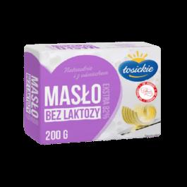 Masło extra bez laktozy 200g Laktopol