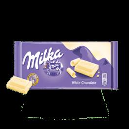 Czekolada Milka white 100g Mondelez