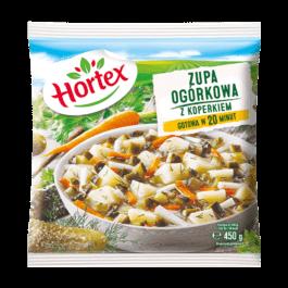 Zupa ogórkowa mrożona 450g Hortex
