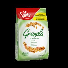 Musli Granola orzechowa 350g Sante