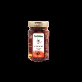 Pomidory suszone w oleju z ziołami 220g Vortumnus