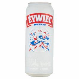 Piwo Żywiec 5,6% puszka 500ml Żywiec