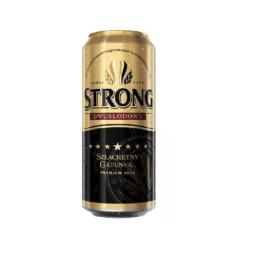 Piwo Warka strong 6,5% puszka 500ml Żywiec