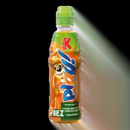 Napój Kubuś play marchew/jabłko/pomarańcza/limetka 400ml Maspex