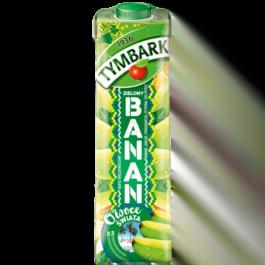 Napój Tymbark owoce świata zielony banan 1l Maspex