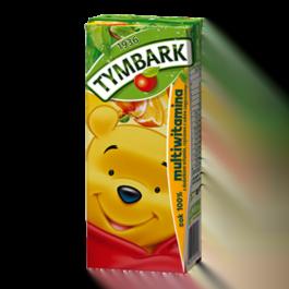Sok  multiwitamina Tymbark 100% 0,2l Maspex