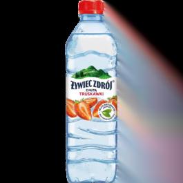 Napój niegazowany truskawkowy 1,5l Żywiec Zdrój