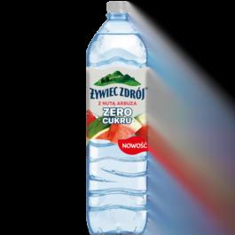 Napój niegazowany z nutą arbuza zero cukru 1,5l Żywiec Zdrój