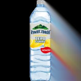 Napój niegazowany z nutą cytryny zero cukru 1,5l Żywiec Zdrój