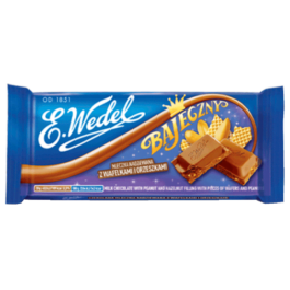 Czekolada Wedel mleczna bajeczny 100g Lotte
