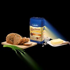 Mąka pełne ziarno pszenna 1kg Lubella