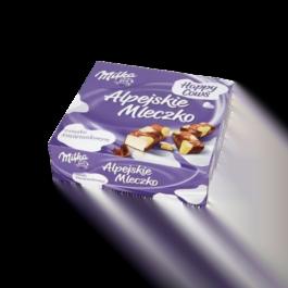 Alpejskie mleczko Milka happy cows 330g Mondelez