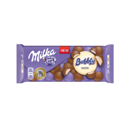 Czekolada Milka bubbly milk and white 95g Mondelez