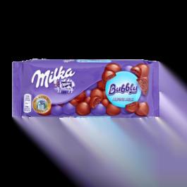 Czekolada Milka bubbly alpine milk 95g Mondelez