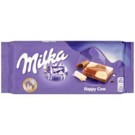 Czekolada Milka łaciata happy cow 100g Mondelez