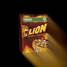 Płatki śniadaniowe Nestle lion 250g Toruń Pacific
