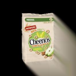 Płatki śniadaniowe Nestle Cheerios owsiany jabłko cynamon 210g Toruń Pacific