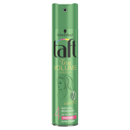 Lakier do włosów Taft volume 4 spray 250ml Schwarzkopf