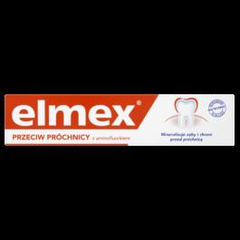 Pasta do zębów Elmex przeciw próchnicy 75ml Colgate-Palmolive