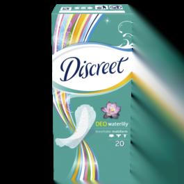 Wkładki Discreet deo waterlily 20szt. P&G