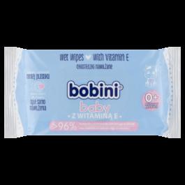 Chusteczki nawilżane Bobini 60szt. Global Cosmed