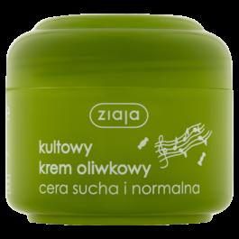 Krem oliwkowy naturalny 50ml Ziaja