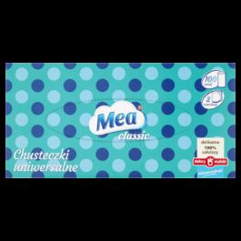 Chusteczki higieniczne Mea uniwersalne 100szt. Dobry wybór