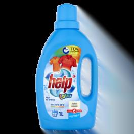 Płyn do prania Help color 1l Dobry wybór