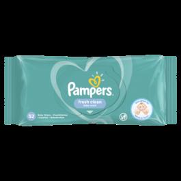 Chusteczki nawilżane Pampers fresh clean 52szt. P&G