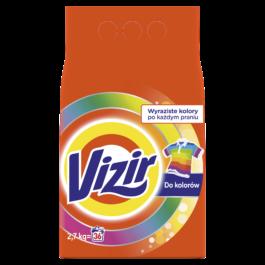 Proszek do prania Vizir do kolorów 2,7kg Procter&Gamble